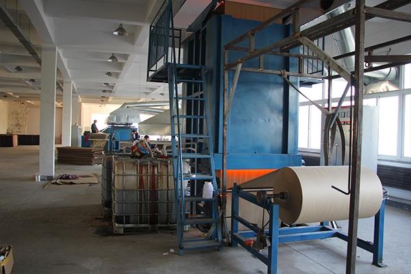 水帘生产线
