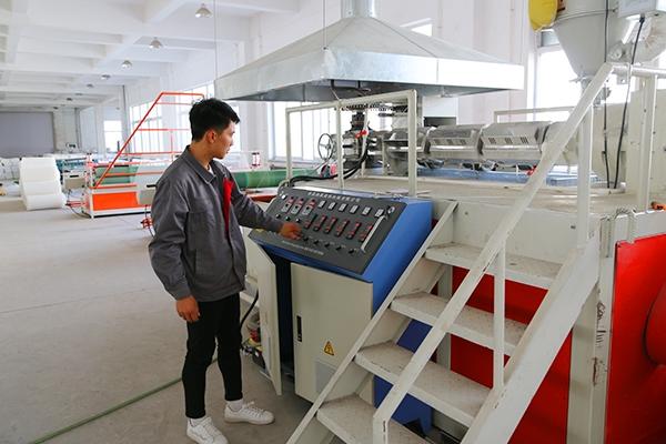 尼龙垫网生产线