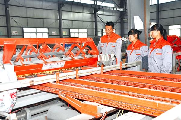 笼网生产线